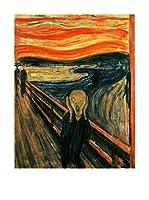Legendarte Lienzo L'Urlo di Edvard Munch