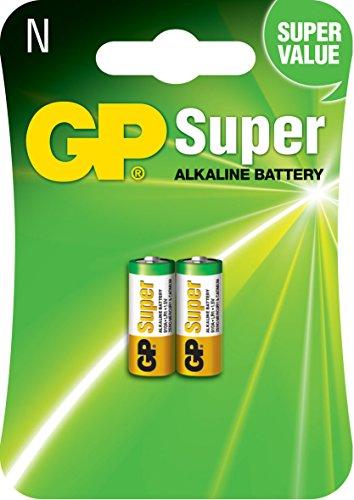 GP Blister de 2 Alcalines Super N 1,5 V