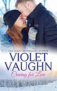 Craving For Love by Violet Vaughn ebook deal