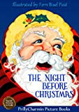 The Night Before Christmas (illustrated by Fern Bisel Peat) (PrillyCharmin Christmas Stories)