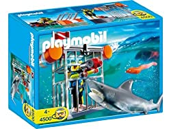 Playmobil Shark Diver