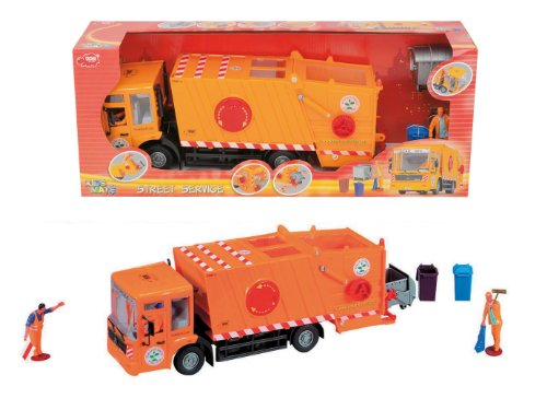 dickie-203414498-kids-mate-camion-ecologia-con-accessori