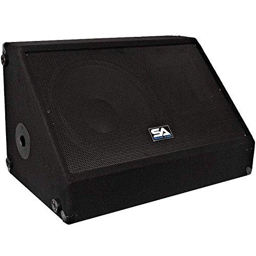 Awardpedia seismic audio 15 inch 350 watts floor for 15 inch floor speakers