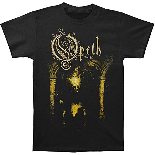 wtfcute Opeth Men's Ghost Of Perdition T-shirt Black?Medium?