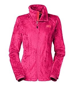 The North Face Osito 2 Womens Jacket Medium Cerise Pink