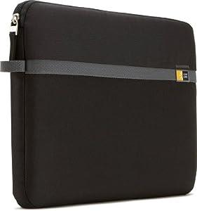 Case Logic ELS-116 15-Inch Laptop Sleeve (Black) (Discontinued by Manufacturer)