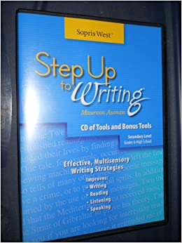 step up to writing tools Effective, math-focused writing strategies step up to writing in math strategies incorporate when students begin to use step up to writing in math tools.