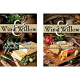 """Wind & Willow """"All American"""" Savory Cheeseball and Dip Mix Variety Pack (Jalapeno Jack / Old Santa Fe)"""