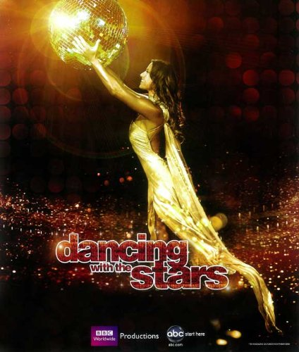Dancing with the Stars - Movie Poster - 11 x 17