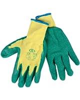 Portwest FlexLatex Gloves Polyester Cotton EN420 EN388 Orange