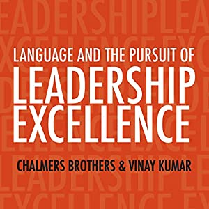 Language and the Pursuit of Leadership Excellence Audiobook