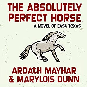 The Absolutely Perfect Horse Audiobook