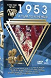 British Pathé News - A Year To Remember 1953 [DVD]