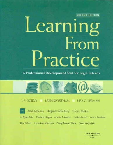 Learning From Practice: A Professional Development Text...