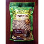 Nature Valley High Protein Dark Chocolate Granola Bars, Oats N 11 Ounce