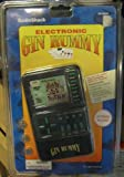 Electronic Gin Rummy LCD Handheld Game