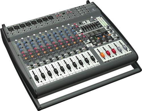 Behringer PMP4000 16 Ch Powered Mixer W Effects