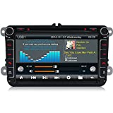 A-Sure-8-DVD-GPS-3G-WIFI-fr-VW-Passat-Golf-5-6-EOS-Touran-Polo-Jetta-Tiguan-Sharan-Seat-Skoda-Autoradio-Navi
