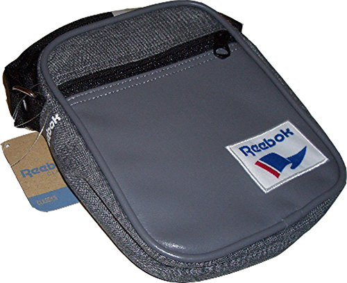 Royal Reebook CL City-Borsa unisex, Unisex, CL Royal City, grigio/bianco