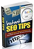img - for Instant SEO Tips book / textbook / text book