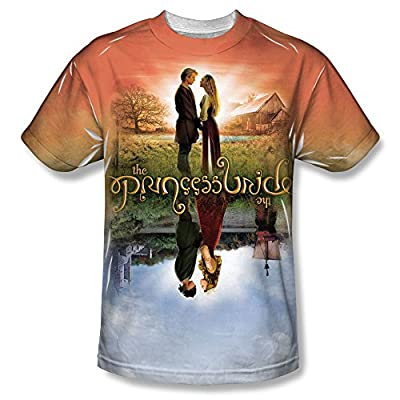 The Princess Bride Poster Sub All Over Front T-Shirt