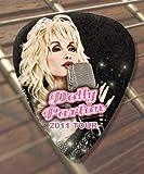 Dolly Parton 2011 Tour Premium Guitar Pick x 5 Medium