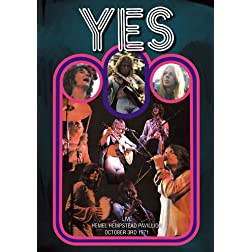 Yes - Live Hemel Hempstead Pavillion, UK October 3rd 1971
