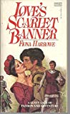 img - for LOVE'S SCARLET BANNER (Fawcett Gold Medal Book) book / textbook / text book