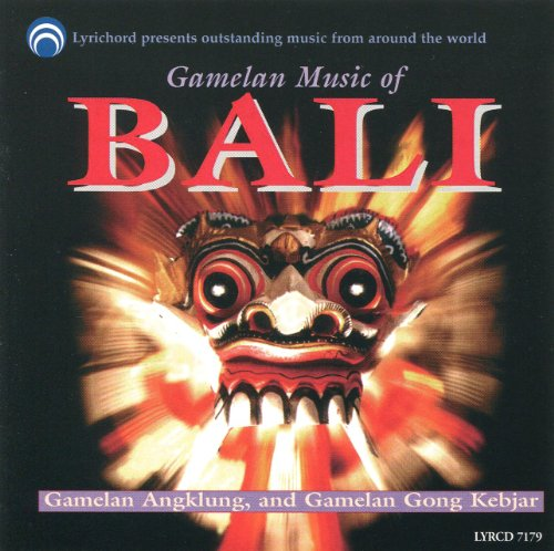 Gamelan Music of Bali