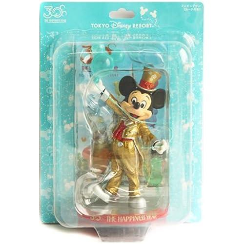 [도쿄 디즈니 리조트30주년 기념]미키마우스 30주년 피규어 ring 더・ 하피네스 ・이어 Disney