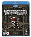 Pirates of the Caribbean Blu-Ray Box...