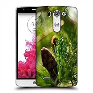 Snoogg Small Fruit Designer Protective Phone Back Case Cover For LG G3 BEAT