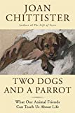 img - for Two Dogs and a Parrot: What Our Animal Friends Can Teach Us About Life book / textbook / text book