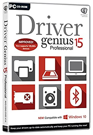 Driver Genius 15 Professional (PC)