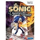 "Sonic and the Secret Rings - Nintendo Wii ~ ""Sega of America, Inc."""