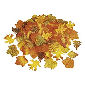 Decorative Fall Leaves (250 pc)