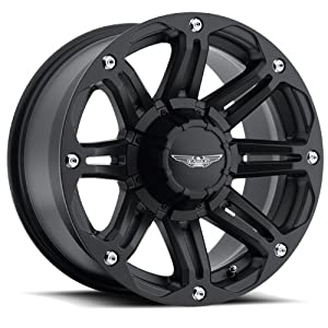 Eagle Alloys 050 Black Wheel (20×9″/8x170mm)