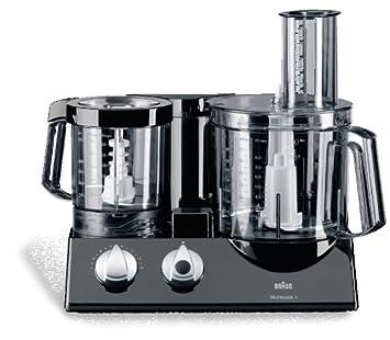 Braun K 700 Vital Multiquick 5 Küchenmaschine / 600 Watt / 2 Liter ...