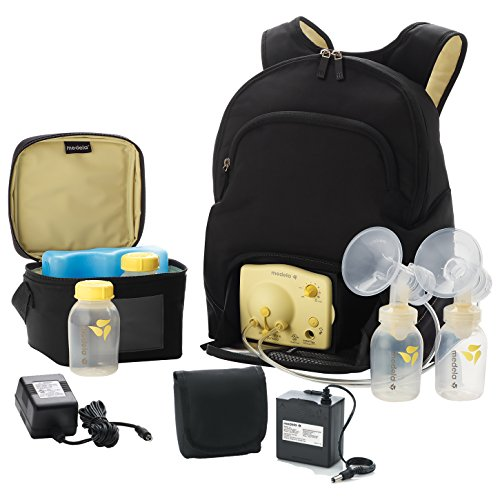 medela double breast pump instructions