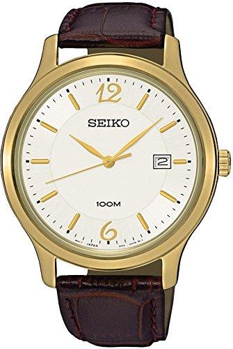 95dd5eccc55d Reloj Seiko Neo Classic Sur150p1 Hombre Blanco ...