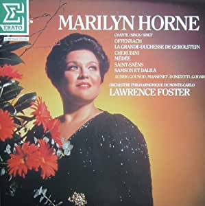 Marilyn Horne - Lawrence Foster - Airs D'Operas Francais