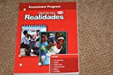 Realidades A/b (Assessment program on Blackline masters) (0130360147) by Pearson