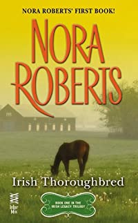 Irish Thoroughbred: Irish Legacy by Nora Roberts ebook deal
