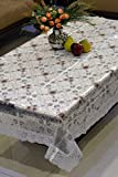 Freely dining table cover for 8 seaters with size (60 x 90 inches)