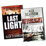 Alex Scarrow The Light 2 Books Collection Pack Set RRP: �20.76 (Last Light, Afterlight)by Alex Scarrow