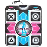 DatConShop(TM) Non-Slip Dancing Step Dance Mat Pad Pads Dancer Blanket to PC with USB New