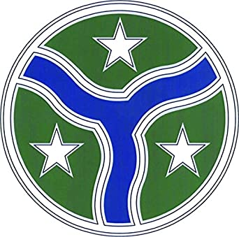 278th ACR (Armored Cavalry Regiment) CSIB - Combat Service Identification Badge