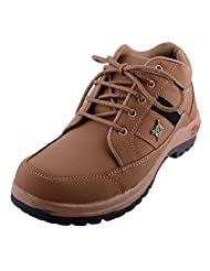 Lee Grip Men's Brown Casual Shoes - B00YPDYN5Q