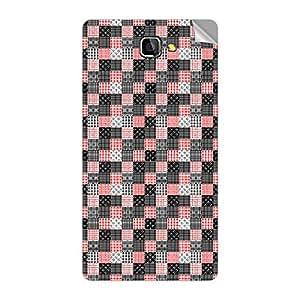 Garmor Designer Mobile Skin Sticker For Panasonic P81 - Mobile Sticker