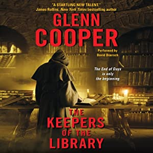 The Keepers of the Library | [Glenn Cooper]